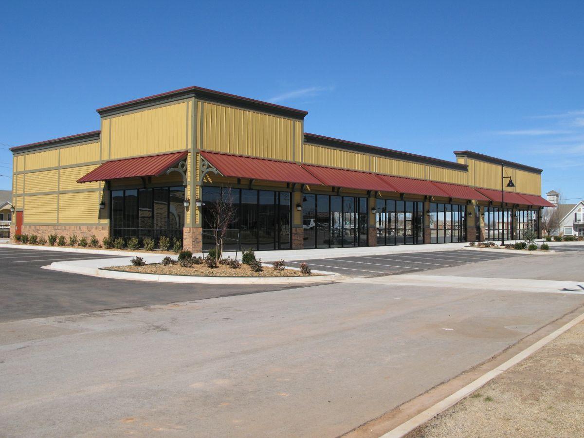 15th St Retail CenterFT