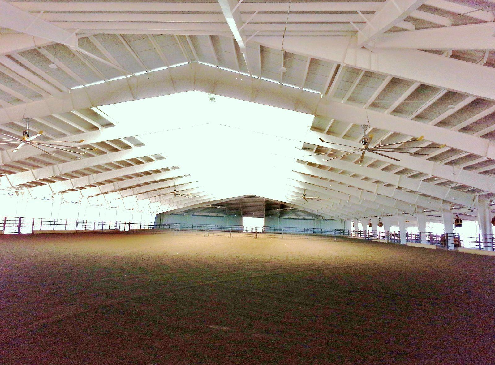 OKC Fairgrounds Arena